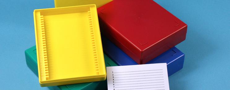 Polystyrène de boîtes Cryo OBI
