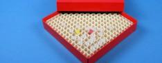 Cryo boite 136x136x25 mm h.