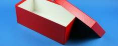 Bravo carton boîtes de Cryo 133x257x100 mm h.