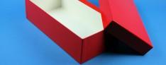 Bravo carton boîtes de Cryo 133x257x75 mm h.