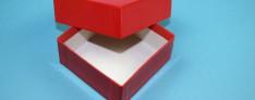 Boîtes de Cryo 142x142x32 mm h.